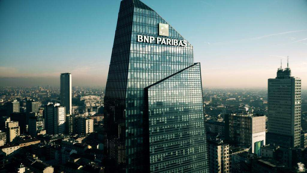 BNP Paribas Serving entrepreneurs both personally and professionally