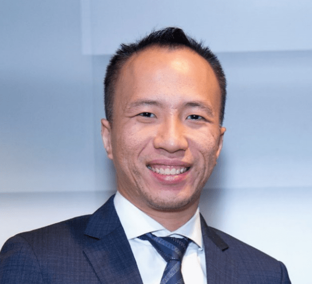 Benjamin Soh, Co-founder & Managing Director of STACS